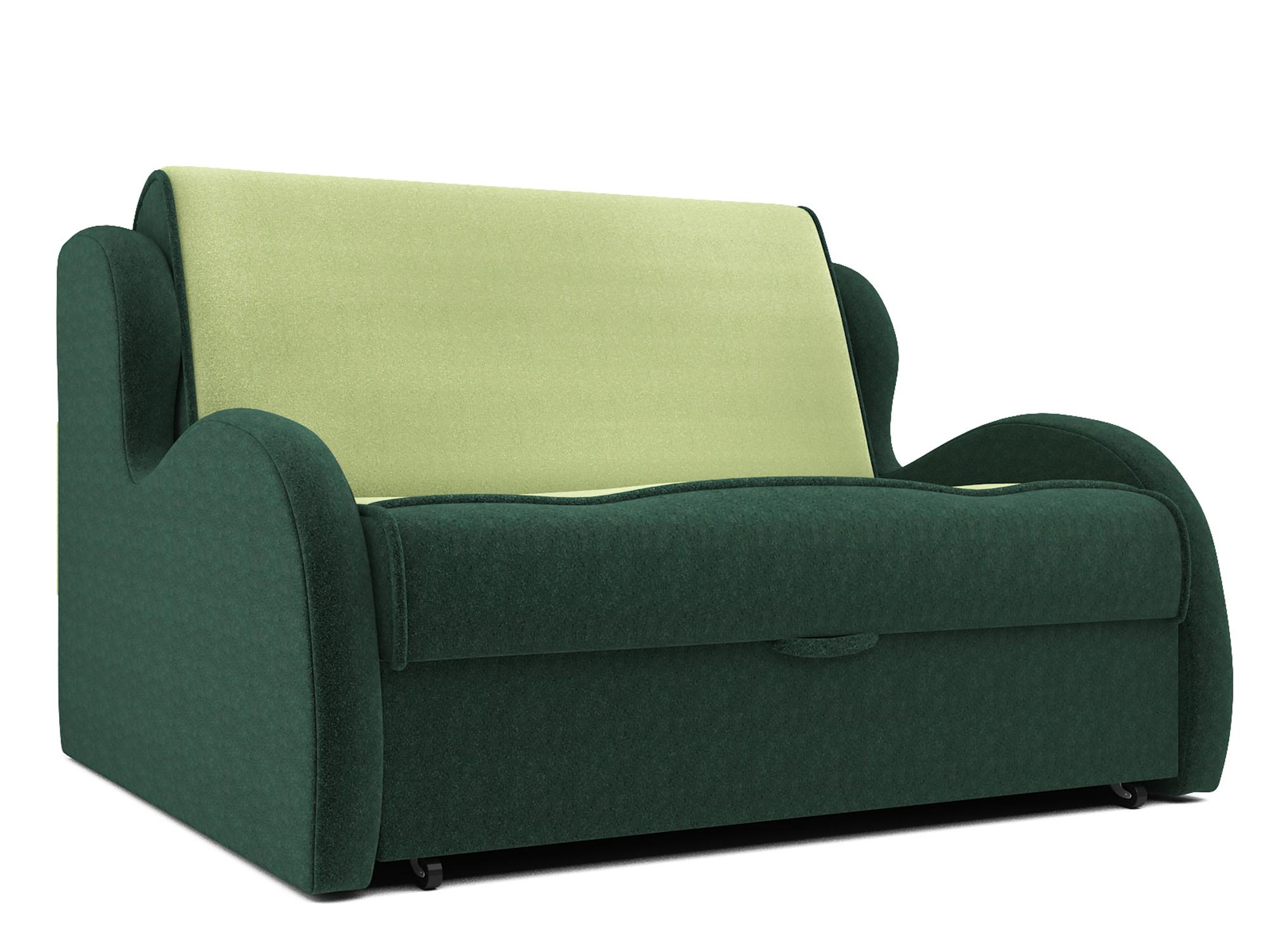 Диван Алан (140х195) MebelVia Зеленый
