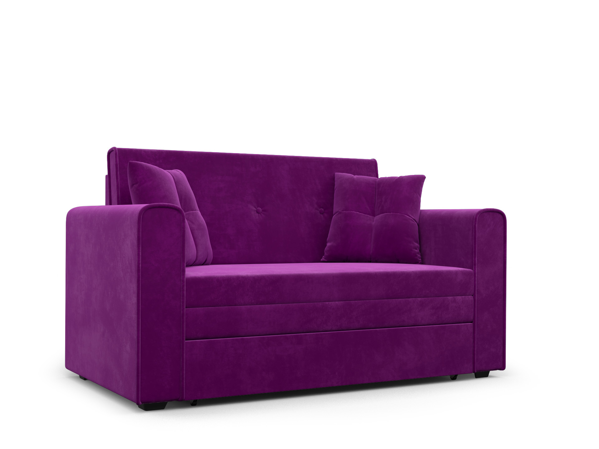 Диван Санта MebelVia Фиолетовый