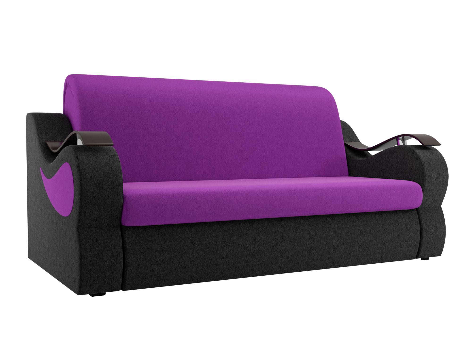 Диван Меркурий (120х190) MebelVia Фиолетовый