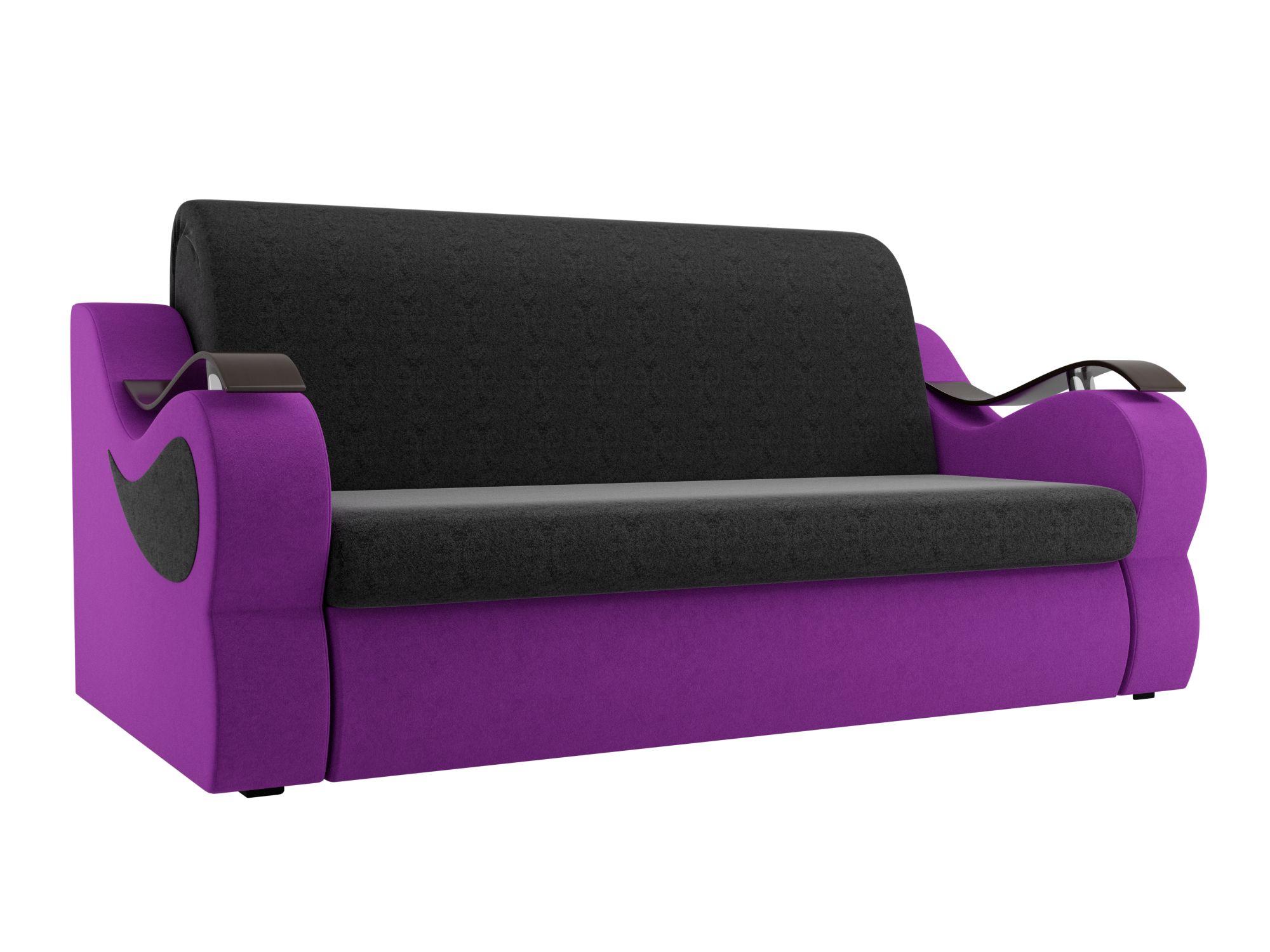Диван Меркурий (100х190) MebelVia Фиолетовый