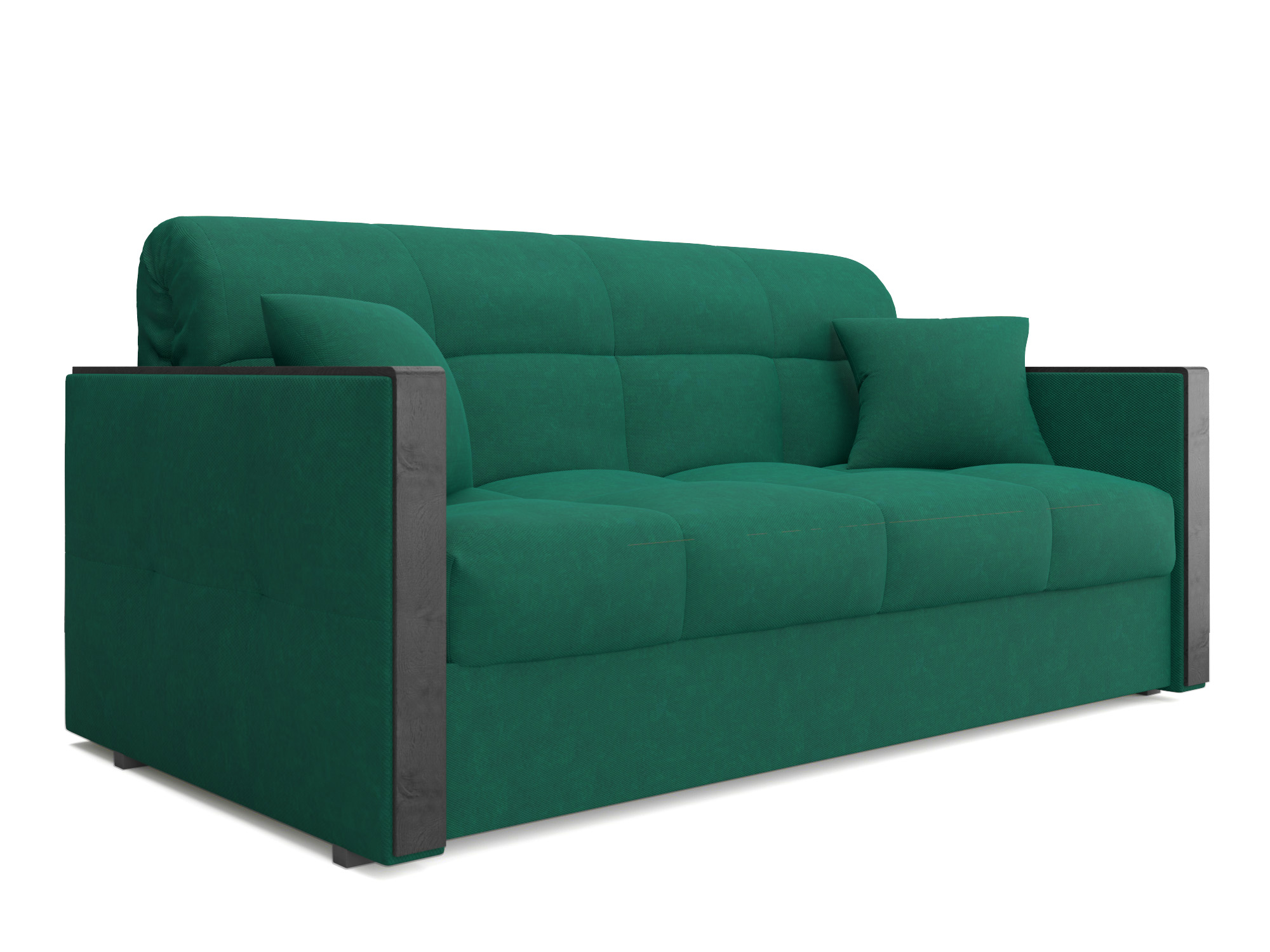 Диван Лион 1,6 MebelVia Зеленый