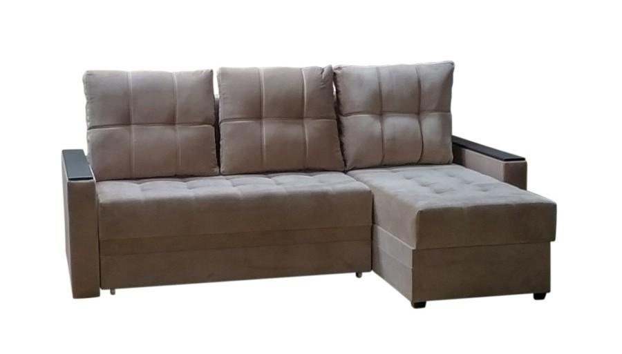 Фиеста Эко угловой диван Адамс л628