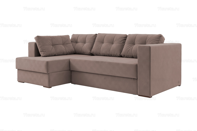 7 Карета угловой диван Марсель