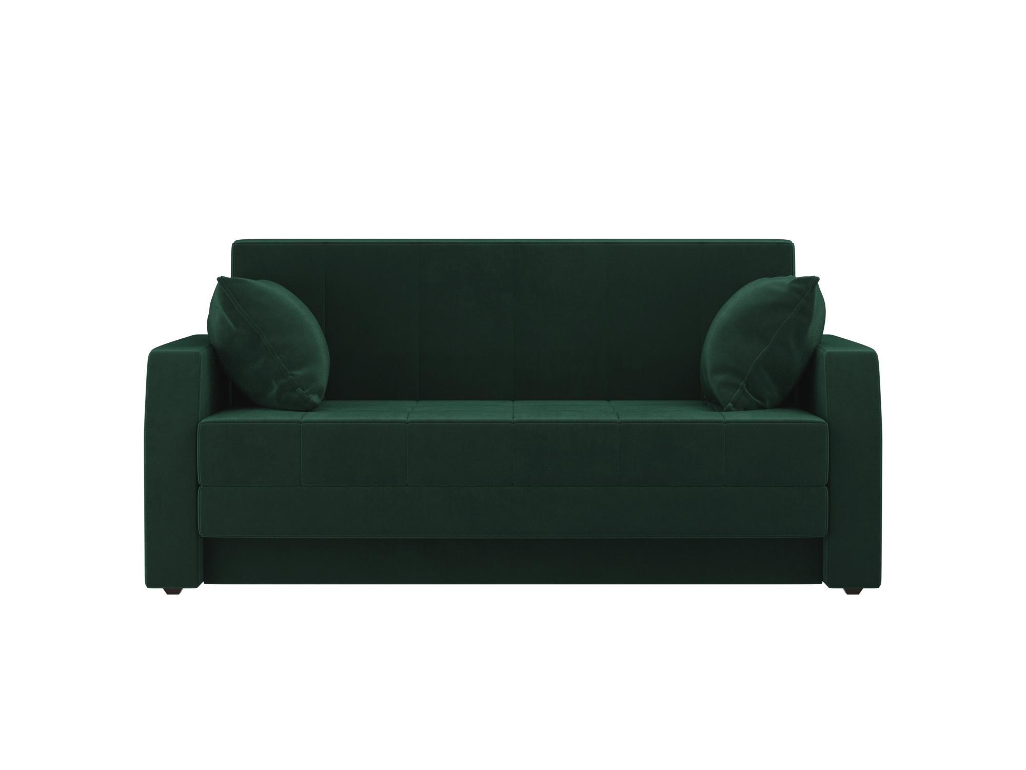 Диван Малютка MebelVia Зеленый