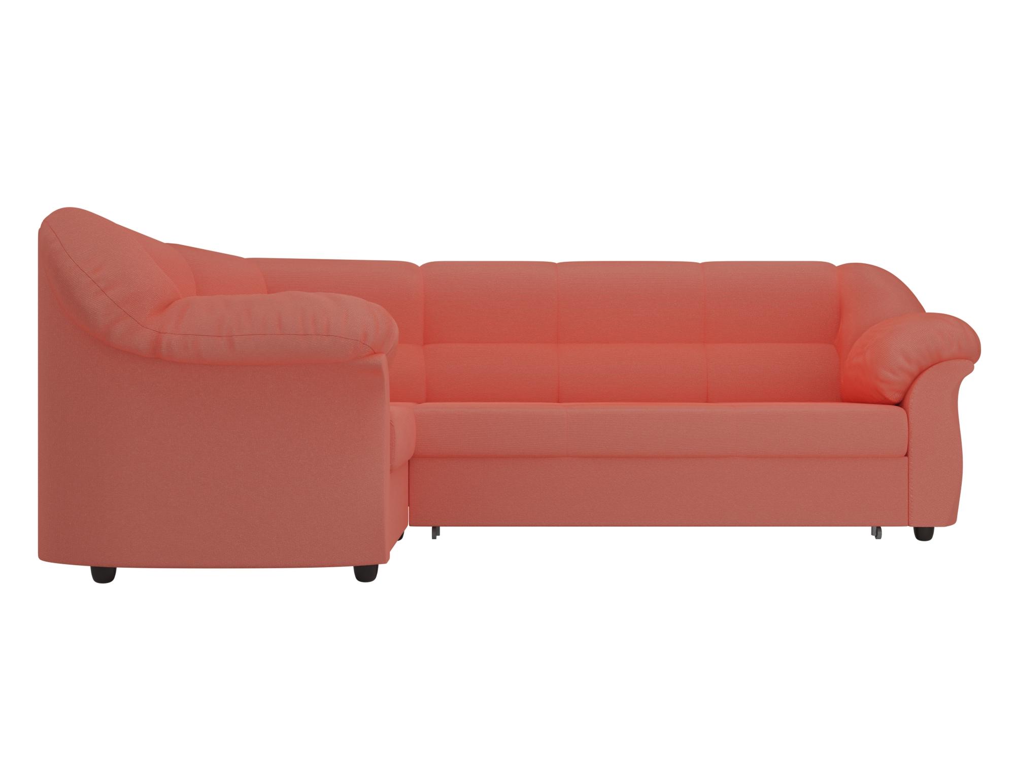 Угловой диван Карнелла Левый MebelVia Красный