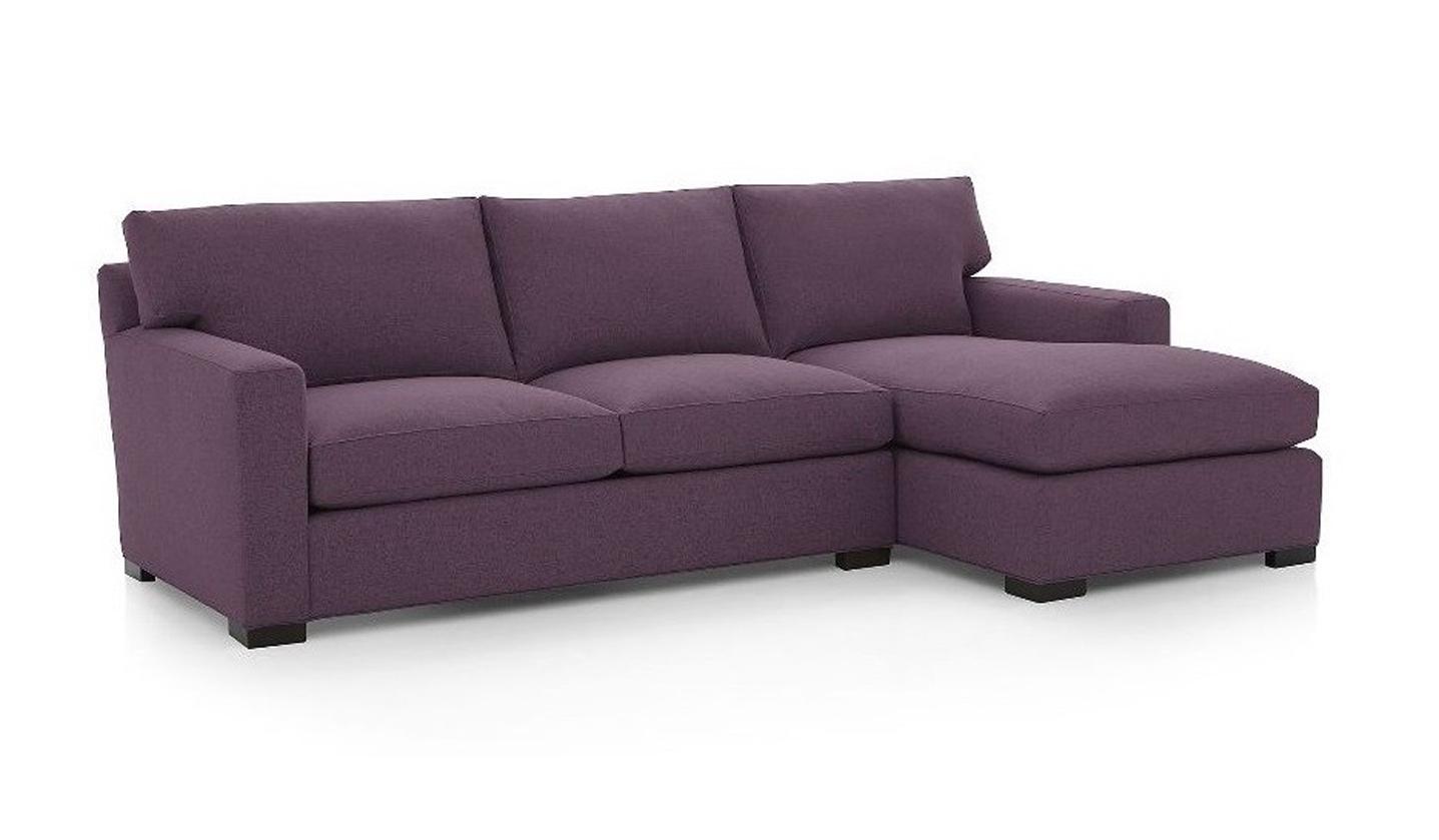 Фиеста угловой диван Непал с оттоманкой м599