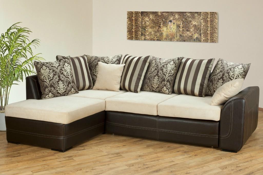 ЭкоДизайн угловой диван Рапсодия
