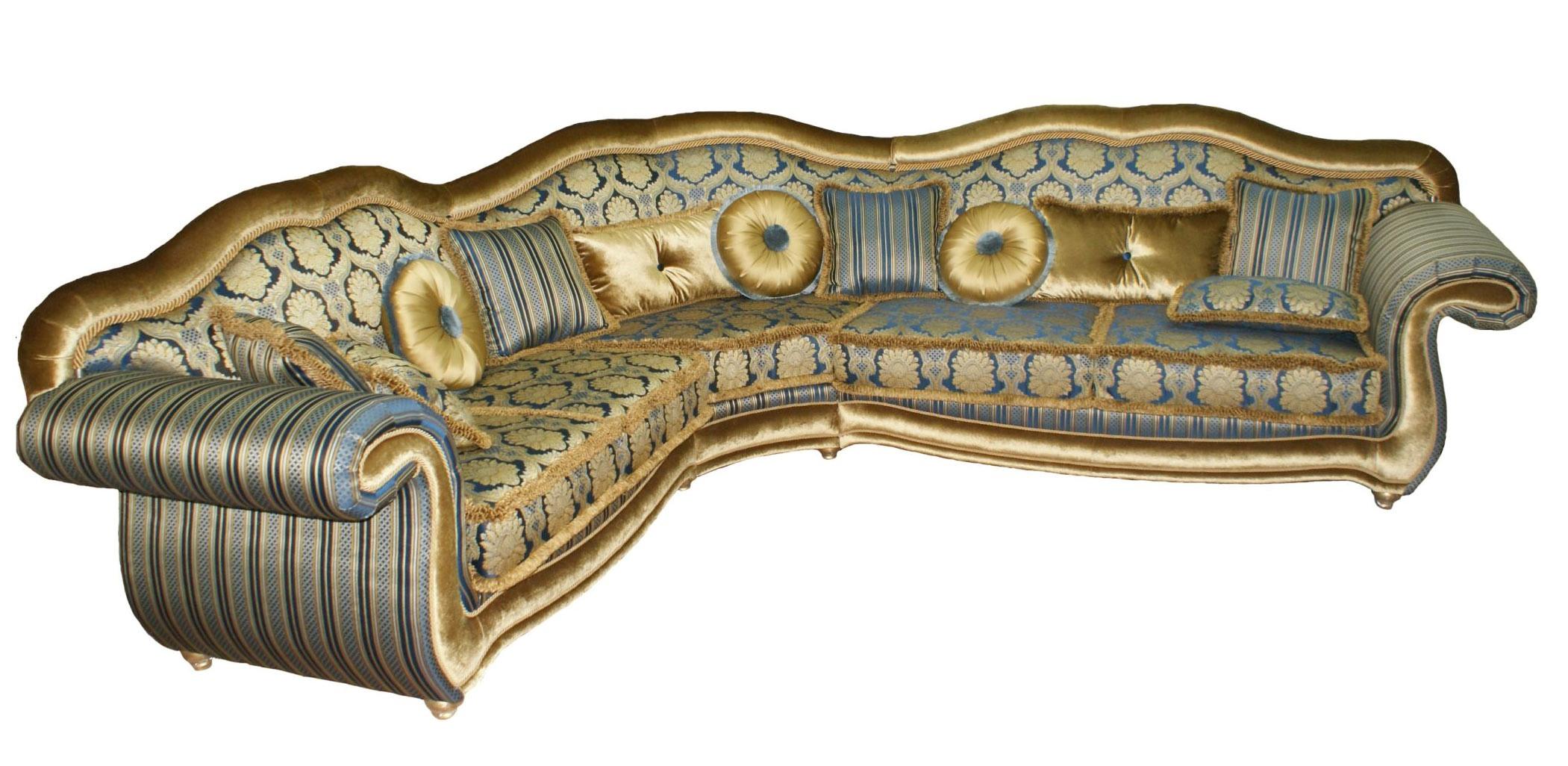 ЭкоДизайн угловой диван Вивальди