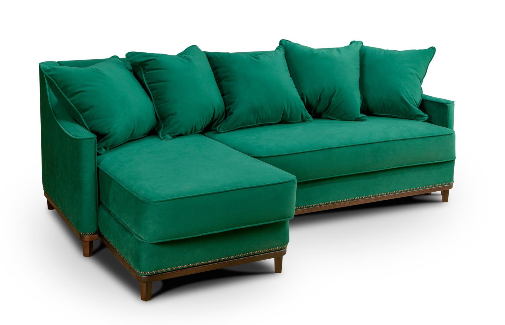 Фиеста диван с оттоманкой Новалис