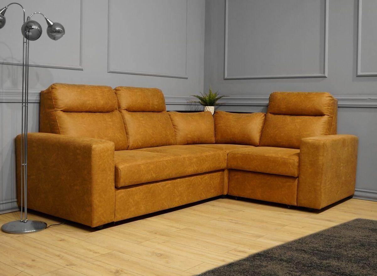 Виза угловой диван Виза Комфорт 05 с баром