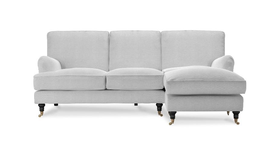 Фиеста диван еврокнижка с оттоманкой Бристоль