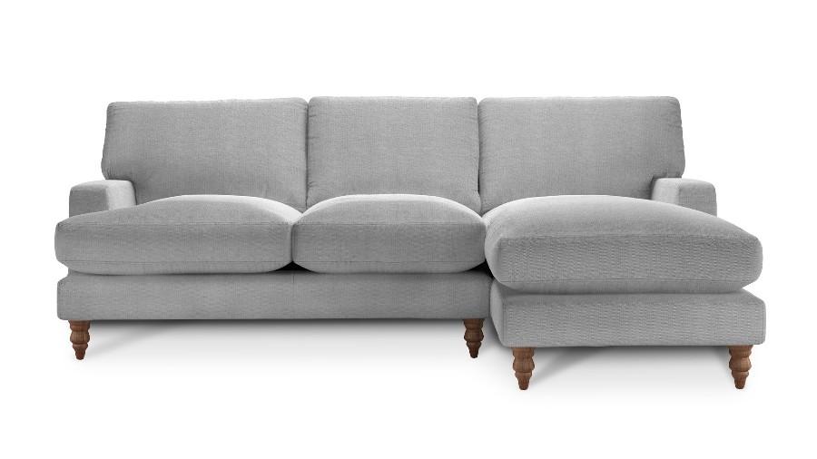 Фиеста диван еврокнижка с оттоманкой Болтон