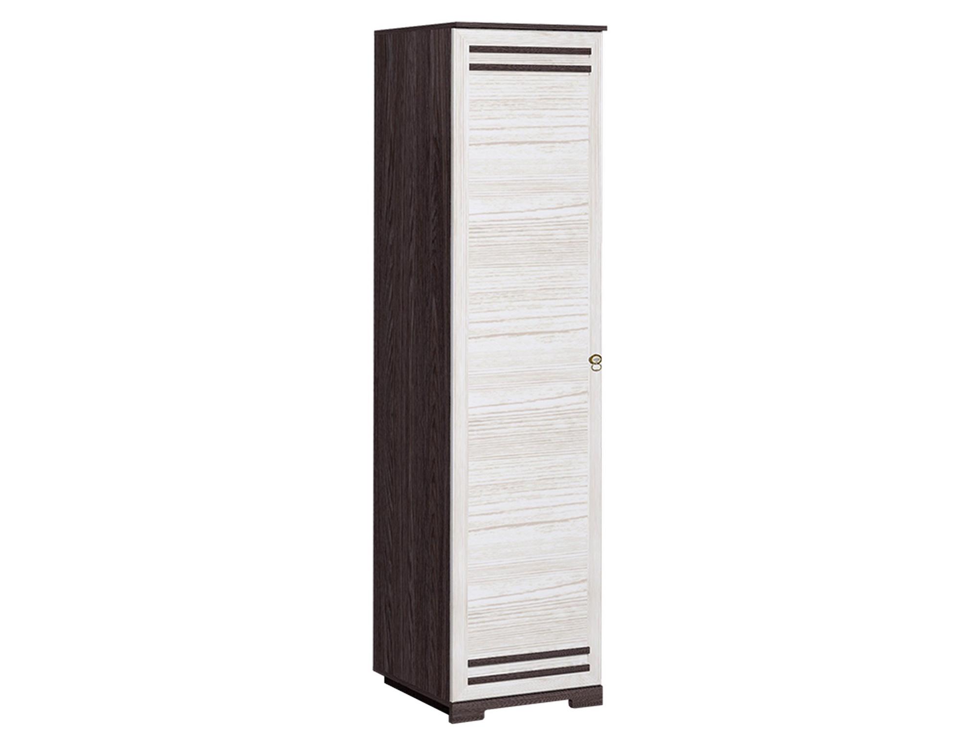 Шкаф для одежды и белья Бриз Бодега светлый, Ясень анкор темный, Бодега светлый, Ясень анкор темный