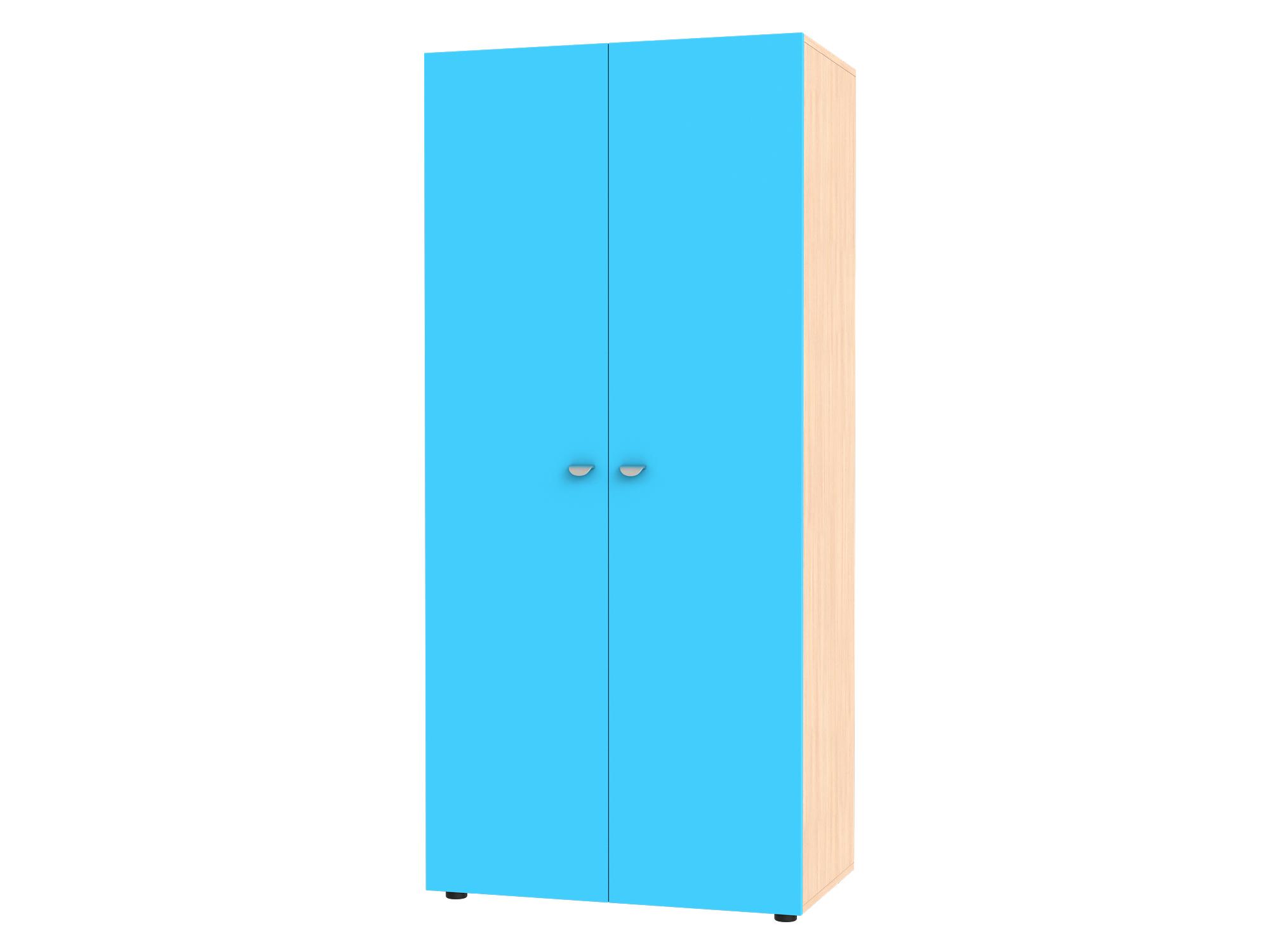 Шкаф 2-х дверный Golden Kids Голубой