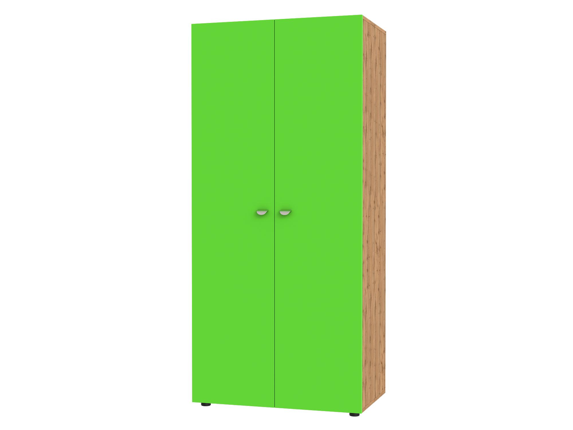 Шкаф 2-х дверный Golden Kids Зеленый