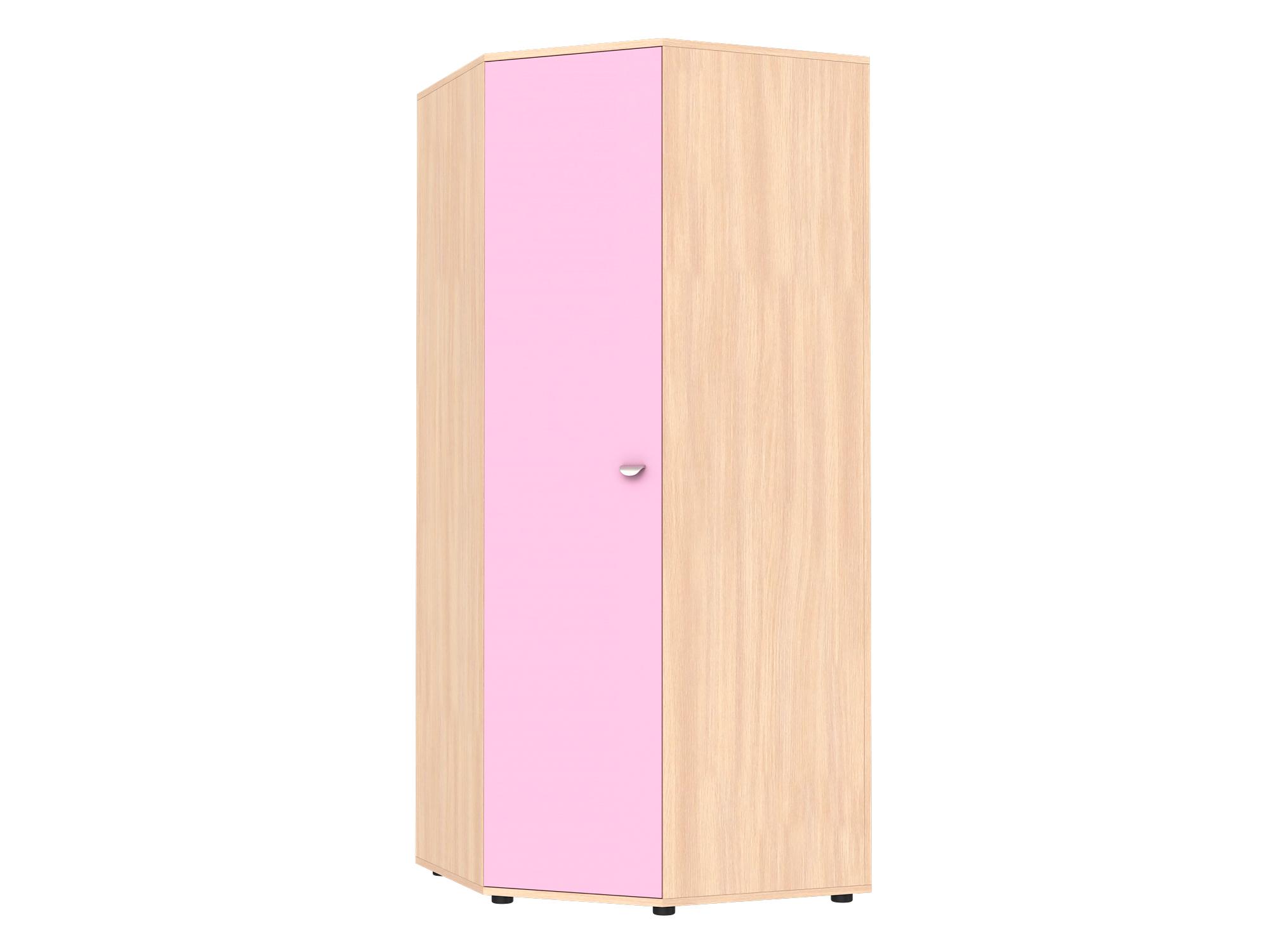 Шкаф угловой Golden Kids Розовый