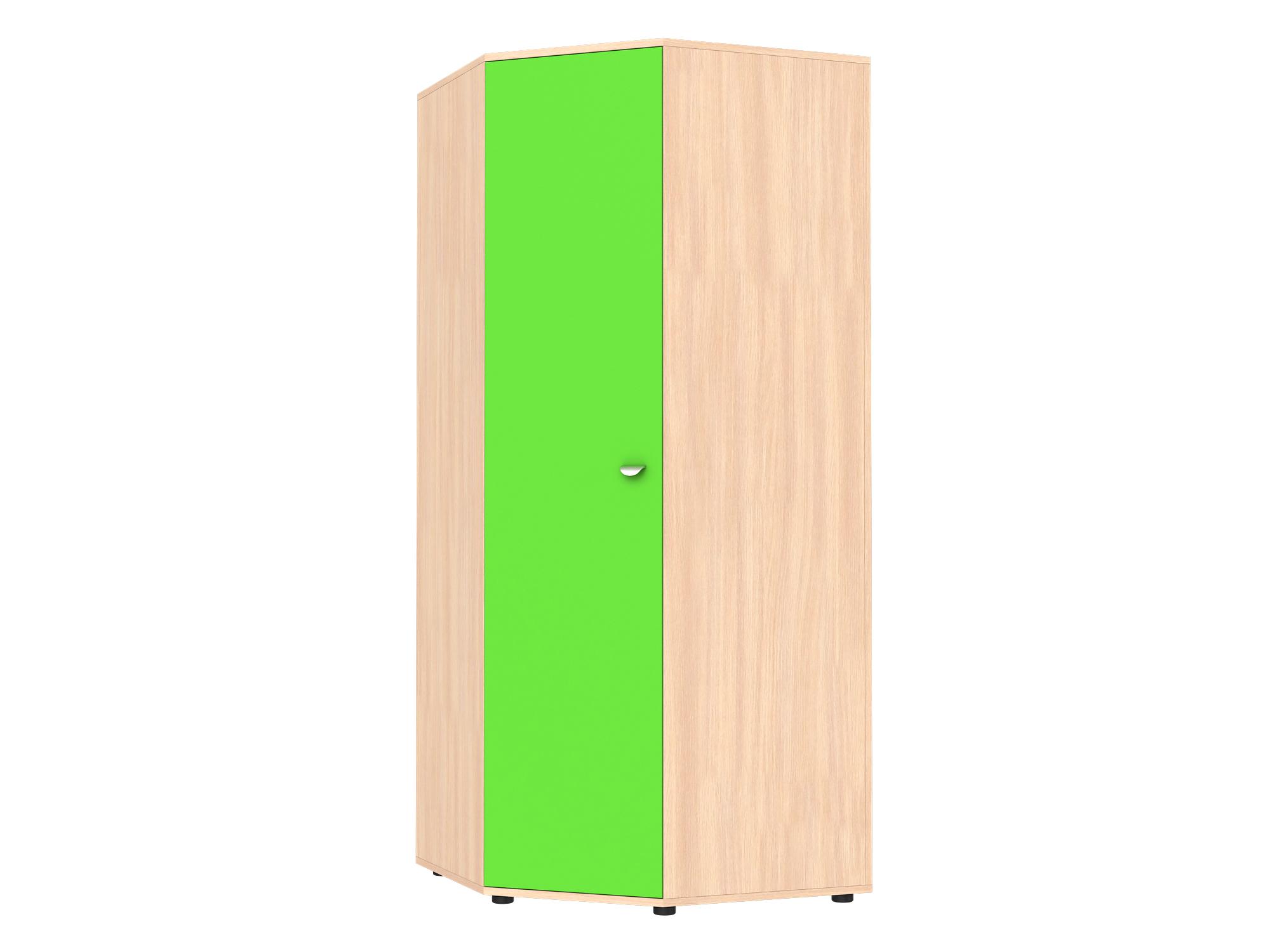 Шкаф угловой Golden Kids Зеленый